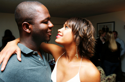 cute-black-couple