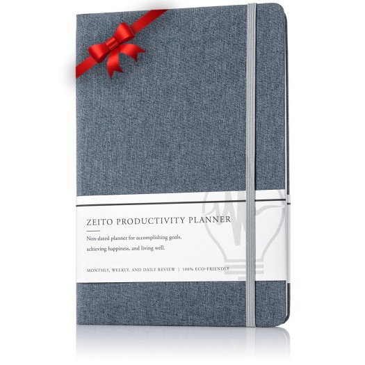 productive planner 2018